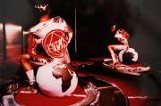 New Wage-3, 1987, Modeschau-Performance, Artothek, Koeln